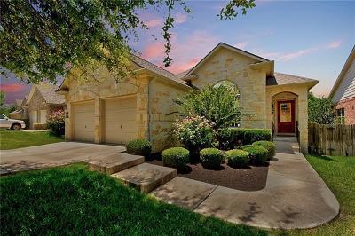 Single Family Home For Sale: 2000 Westfalian Trl