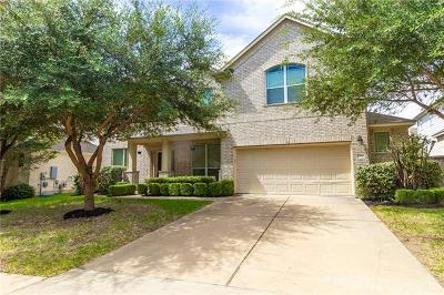 Travis County, Williamson County Single Family Home For Sale: 704 Old Ravine Ct
