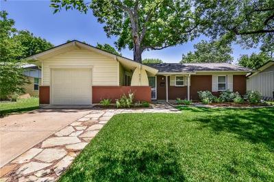 Single Family Home For Sale: 8307 Stillwood Ln