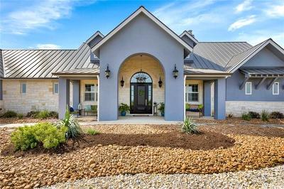 Dripping Springs Single Family Home Pending - Taking Backups: 267 Dawn Vw