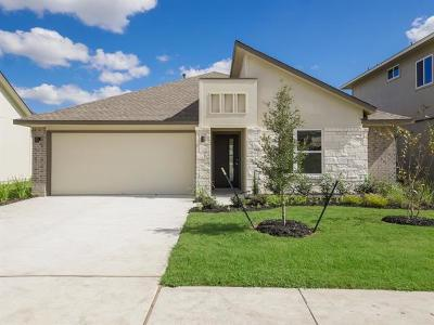 Manor Single Family Home For Sale: 9921 Comely Bnd