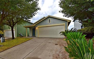 Austin Single Family Home For Sale: 3532 Autumn Bay Dr