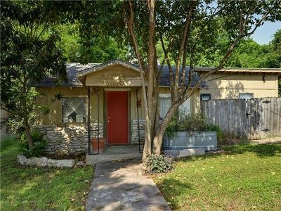 Single Family Home For Sale: 2002 Alamo St