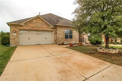 Austin Single Family Home For Sale: 132 Ridge Line Dr