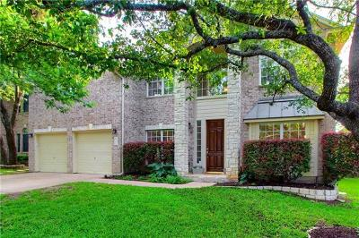 Austin Single Family Home For Sale: 1450 Hargis Creek Trl