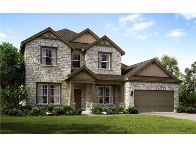 Pflugerville Single Family Home For Sale: 3924 Crispin Hall Ln