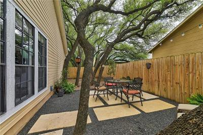 Austin Multi Family Home Pending - Taking Backups: 8807 Clearbrook Trl N