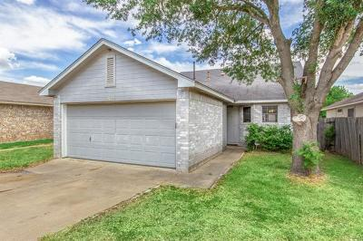 Pflugerville Single Family Home For Sale: 21209 Derby Day Ave
