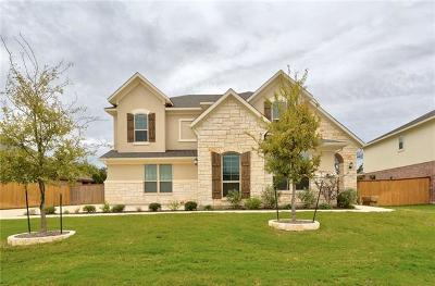 Leander Single Family Home Pending - Taking Backups: 4300 Tanglewood Estates Dr