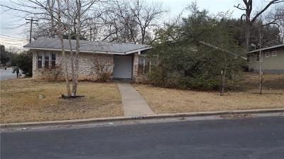 Austin Single Family Home For Sale: 6700 Kings Pt