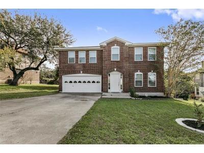 Travis County Single Family Home Pending - Taking Backups: 7811 Callbram Ln