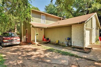 Del Valle Multi Family Home For Sale: 1306 Cool Shadow Dr