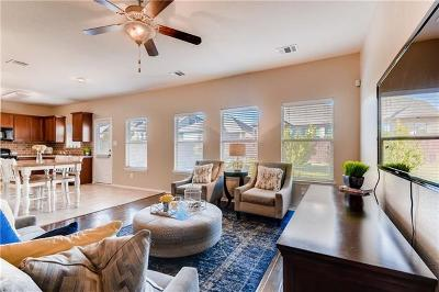 Buda Single Family Home For Sale: 556 Travertine Trl
