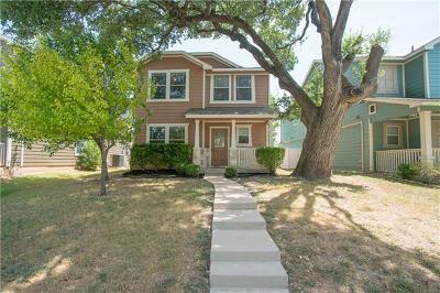 Cedar Park Single Family Home For Sale: 1602 Big Thicket Dr