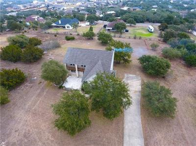 Dripping Springs Single Family Home For Sale: 10110 West Cave Loop