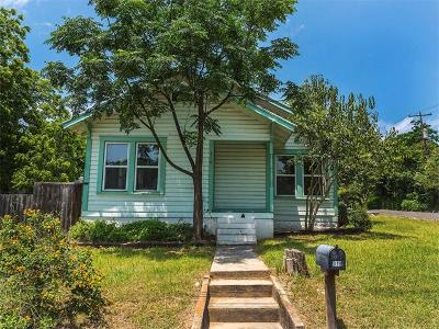 San Marcos Single Family Home Pending - Taking Backups: 310 Orchard St