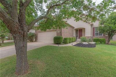 Williamson County Single Family Home For Sale: 134 Scissortail Trl
