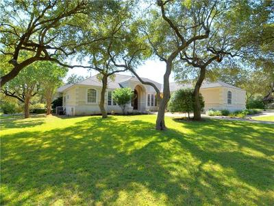 Single Family Home For Sale: 10303 N Ranch Road 620