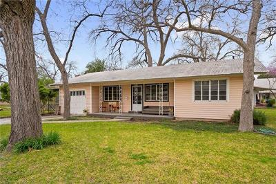 New Braunfels Single Family Home For Sale: 550 Cross St