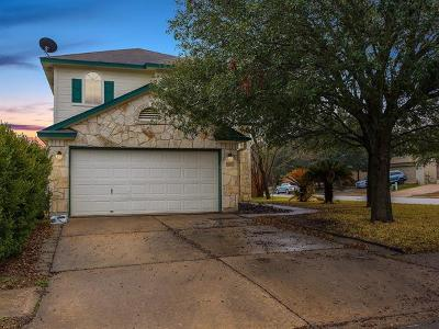 Pflugerville Single Family Home For Sale: 17740 Loch Linnhe Loop