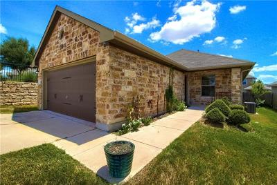 Hays County, Travis County, Williamson County Single Family Home For Sale: 10105 Deer Chase Trl