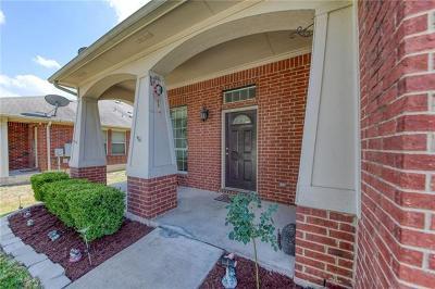 Round Rock Single Family Home Pending - Taking Backups: 2114 Rachel Ln