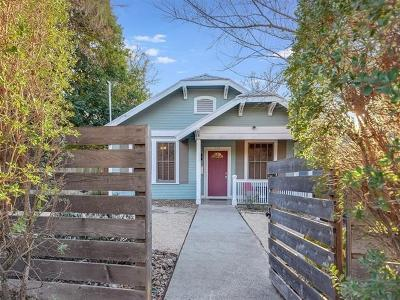 Austin Single Family Home For Sale: 709 E Live Oak St