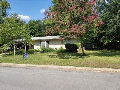 Austin Single Family Home For Sale: 7707 Robalo Rd
