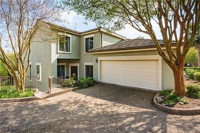 Travis County Condo/Townhouse For Sale: 4231 Westlake Dr #H1