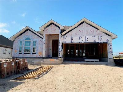 Hutto Single Family Home For Sale: 608 Hereford Loop