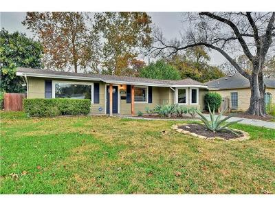 Single Family Home For Sale: 4612 Chiappero Trl