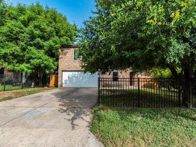 Austin Single Family Home For Sale: 7902 Bramble Bush Dr