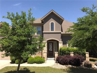 Austin Single Family Home For Sale: 10421 Antelope Run