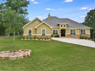 Bastrop County Single Family Home For Sale: 158 Old Windmill Ln