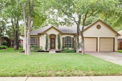 Round Rock Single Family Home Pending - Taking Backups: 2013 Red Oak Cir