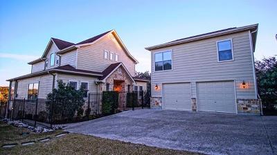 Canyon Lake Single Family Home For Sale: 1745 Lakeside Dr