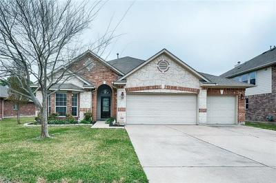 Pflugerville Single Family Home For Sale: 19501 Vilamoura St