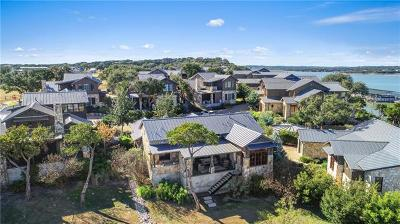 Reserve A Lake Travis, Reserve At Lake Travis, Reserve At Lake Travis Rev Single Family Home For Sale: 2109 Longacres Cv #3