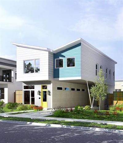 Austin Single Family Home For Sale: 6024 Florencia Ln