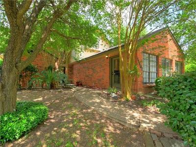 Travis County, Williamson County Single Family Home For Sale: 11402 Chessington Dr