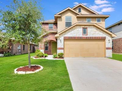 Leander Single Family Home For Sale: 213 Moorhen Ln