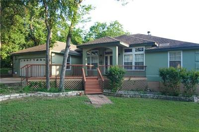 Manchaca Single Family Home Pending - Taking Backups: 12608 Mistletoe Trl