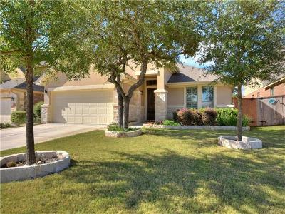 Leander Single Family Home For Sale: 2216 Lookout Range Dr