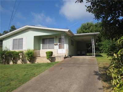 Austin Single Family Home For Sale: 2002 Maple Ave
