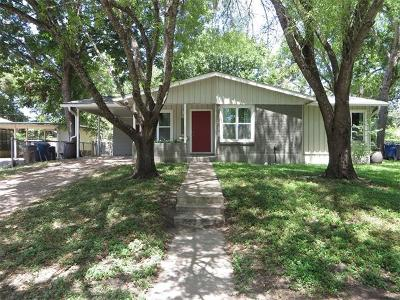 Austin Single Family Home For Sale: 1408 Broadmoor Dr