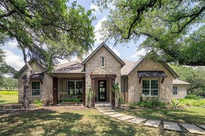 Dripping Springs Single Family Home Active Contingent: 189 Driftwood Ct