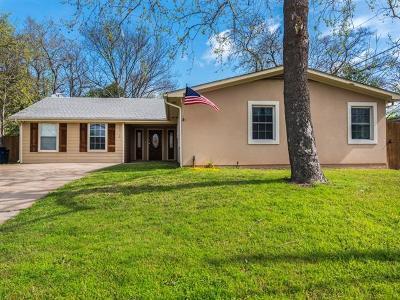 Austin Single Family Home For Sale: 2916 Pecan Springs Rd