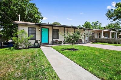 Austin Single Family Home For Sale: 1421 Berene Ave