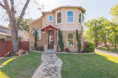 Single Family Home For Sale: 1304 Leona St