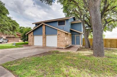Austin Multi Family Home For Sale: 305 Villa Oaks Cir